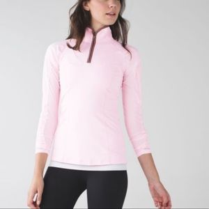 Lululemon Trail Bound 1/2 ZIP